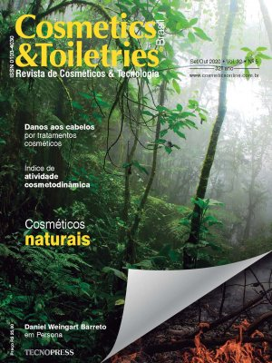 Edição Atual - Cosméticos Naturais