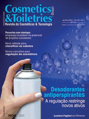 Edição Atual - Desodorantes/Antiperspirantes
