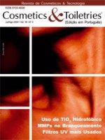 Edicao Atual - Uso de TiO2 Hidrofóbico/MMPs no Branqueamento/Filtros UV mais Usados