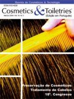Edicao Atual - Preservação de Cosméticos/Tratamento de Cabelos/18º Congresso