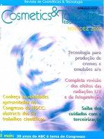 Edicao Atual - Tecnologia para Produção de Cremes e Emulsoes A/O