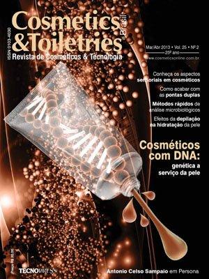 Edicao Atual - Cosméticos com DNA