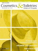 Edicao Atual - Proteção Solar/Inovações e Formulário/Colamiqc 2005/Índice Geral 2005