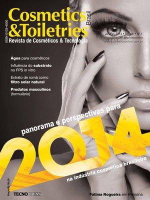 Edicao Atual - A Indústria de Cosméticos no Brasil