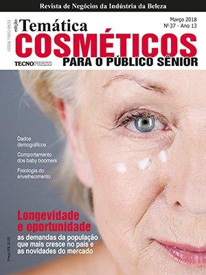 Edição Atual - Cosméticos para o Público Sênior