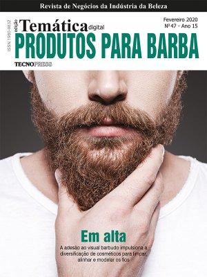 Edição Atual - Produtos para barba