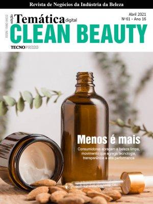 Edição Atual - Clean Beauty