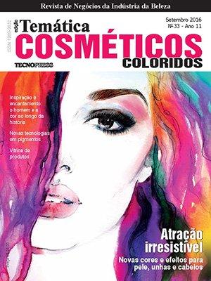 Edição Atual - Cosméticos Coloridos