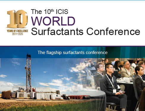 10º ICIS World Surfactants Conference