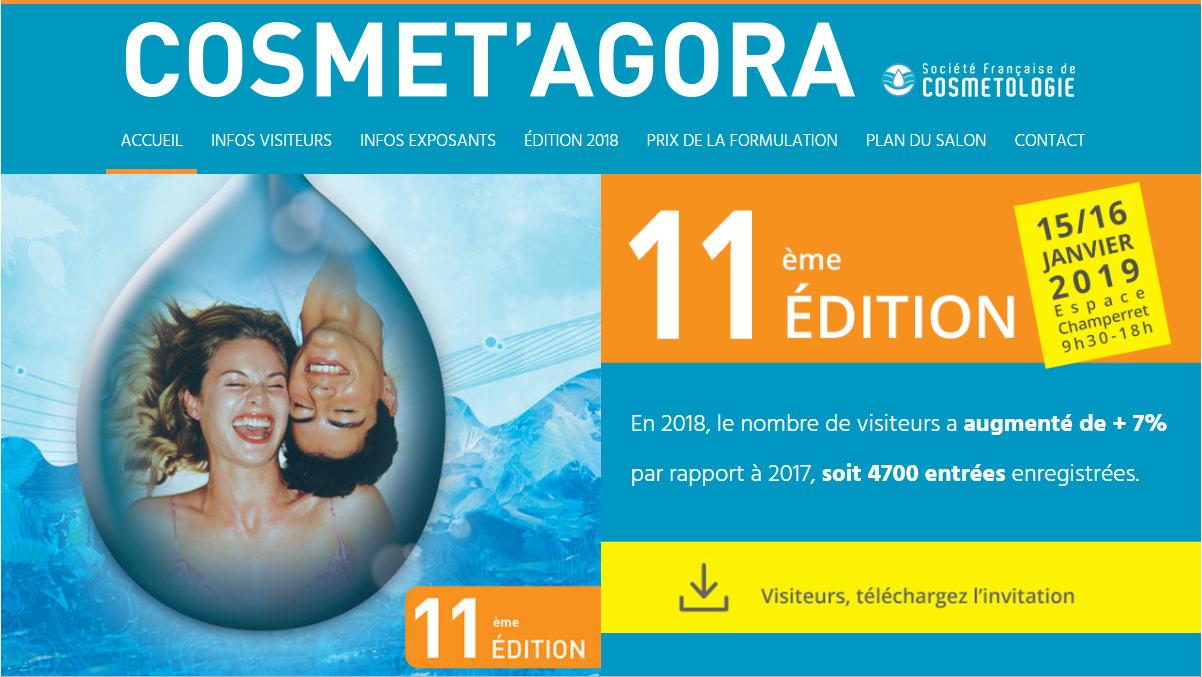 Cosmetagora 2019