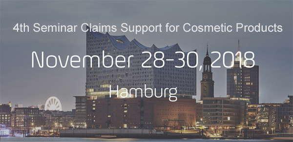 4th Seminar Claims Support for Cosmetic Products