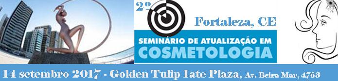 2º Seminário de Atualização em Cosmetologia de Fortaleza