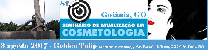 8º Seminário de Atualização em Cosmetologia de Goiânia