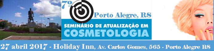 7º Seminário de Atualização em Cosmetologia de Porto Alegre