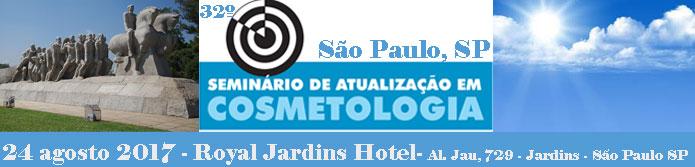 32º Seminário de Atualização em Cosmetologia de São Paulo