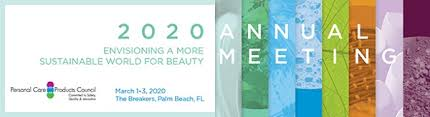 Personal Care Products Council Annual Meeting