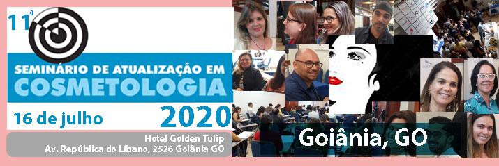 11 º Seminário de Atualização em Cosmetologia de Goiânia