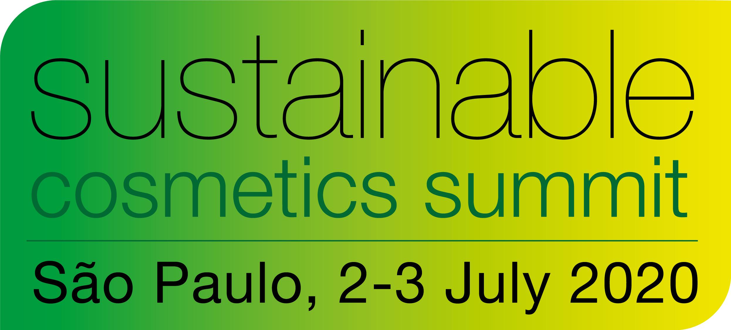Sustainable Cosmetics Summit (NOVA DATA)