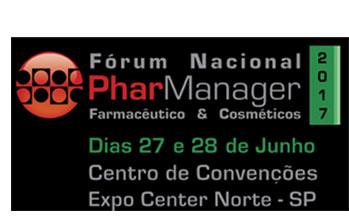 Pharmanager - Forum Nacional para o Desenvolvimento do Setor Farmacêutico Cosmético
