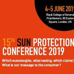 15th Sun Protection Conference
