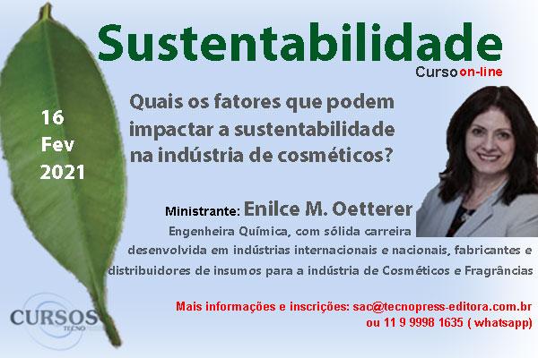 Sustentabilidade - Curso on-line