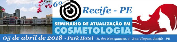 6° Seminário de Atualização em Cosmetologia