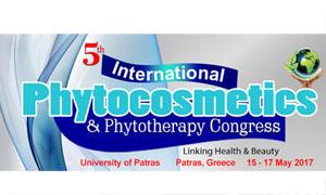 5° Internacional Phytocosmetics & Phytotherapy Congress