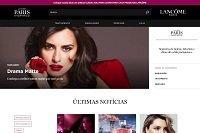 Lancôme lança portal de conteúdo no Brasil