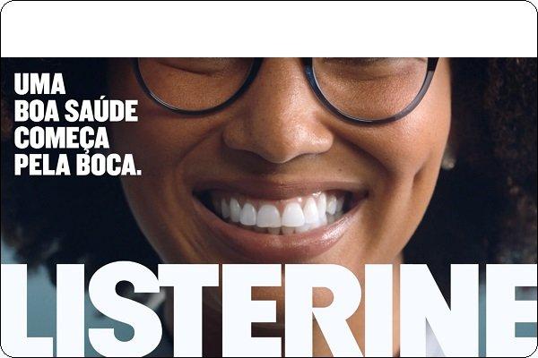 Listerine lança a campanha #SeCuida