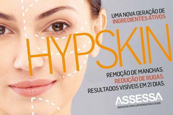 Assessa apresenta HYPSKIN, poderoso agente regenerador da pele