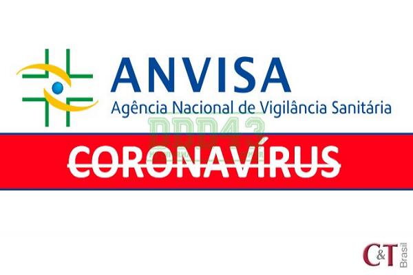 Coronavírus: Anvisa edita medidas preventivas para fornecedores de insumos