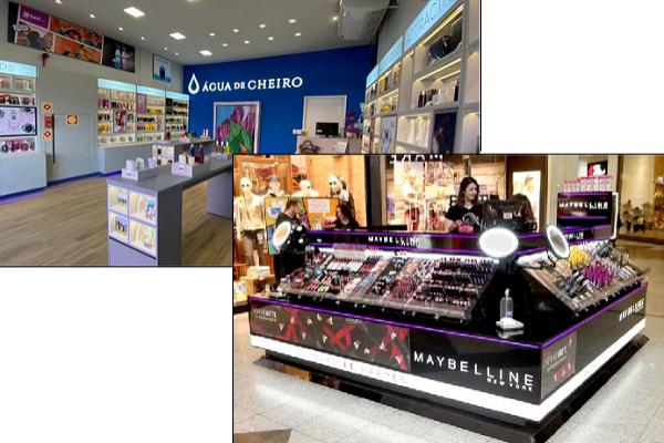 Água de Cheiro venderá itens de maquiagem da Maybelline NY