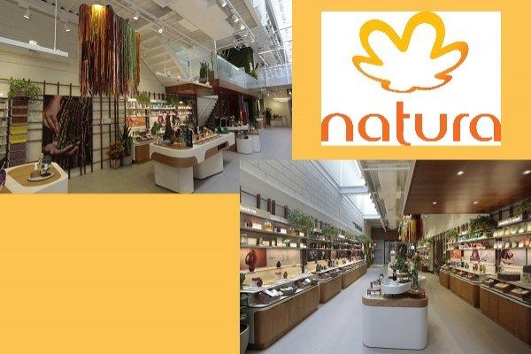 Natura volta ao primeiro endereço, com loja conceito