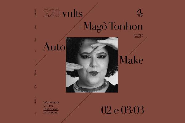 Vult oferece workshop de maquiagem para pessoas trans