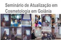 Seminário de Atualização em Cosmetologia em Goiânia