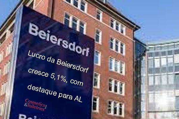 Lucro da Beiersdorf cresce 5,1%, com destaque para AL