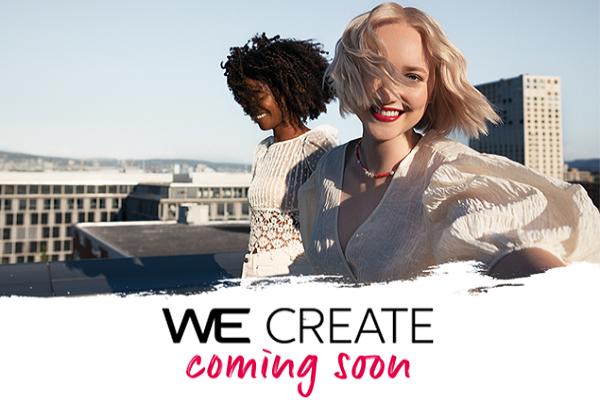 Wella apresenta o evento virtual We Create