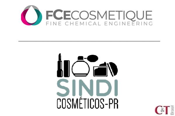 FCE Cosmetique e Sindicosméticos-PR renovam parceria