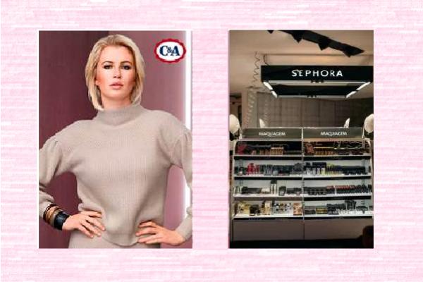 C&A e Sephora firmam parceria