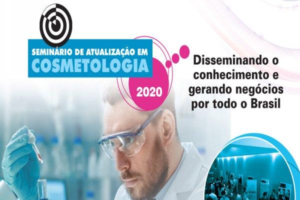 Seminário de Atualização em Cosmetologia destaca envelhecimento e dano capilar