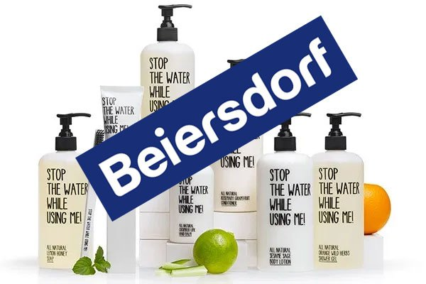 Beiersdorf compra a marca Stop The Water While Using Me!