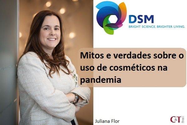 Mitos e verdades sobre o uso de cosméticos na pandemia