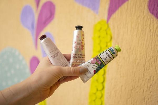 L'Occitane en Provence cria mural sensorial na Fundação Dorina Nowill