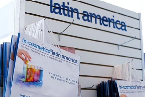 In-cosmetics Latin America é adiada para 2022