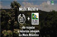 The Body Shop destinará parte do valor das vendas à SOS Mata Atlântica