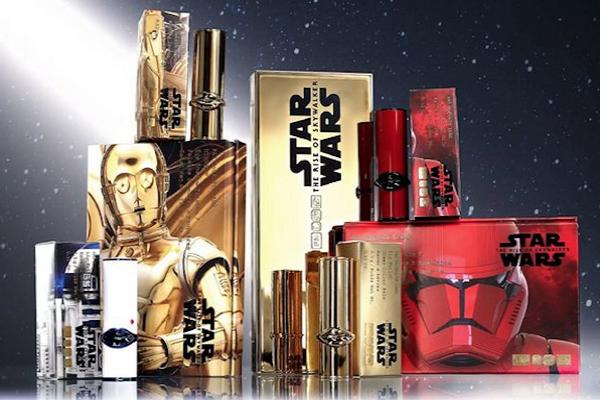 """Disney e Pat McGrath Labs fazem parceria para coleção """"Star Wars"""""""