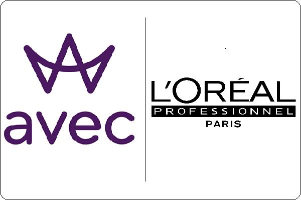 Avec e L'Oréal Professionnel fazem parceria para digitalização de salões