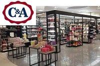 C&A cria espaços de beleza em mais três lojas físicas