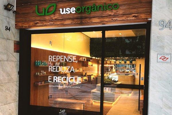 Use Orgânico inaugura sua primeira loja física, em São Paulo