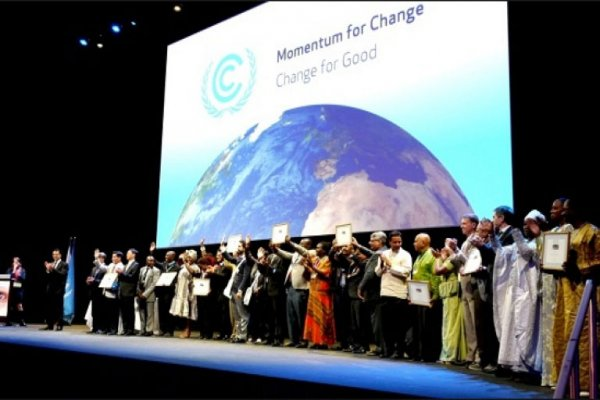 Natura recebe premiação da ONU na Conferência do Clima, em Madri